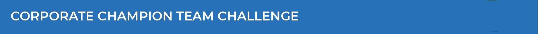 corporate champion team challenge - desktop