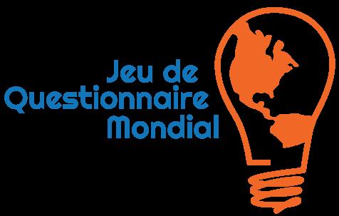 Jeu de Questionnaire Mondial Logo
